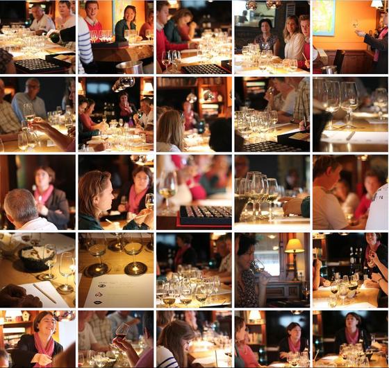 Mardi 1er octobre - Laissez-vous conter Pornichet avec cours d'oenologie au restaurant Grain de Folie à Pornichet. COPYRIGHT Hervé Mainguet - Restaurant Le Grain de Folie - Pornichet