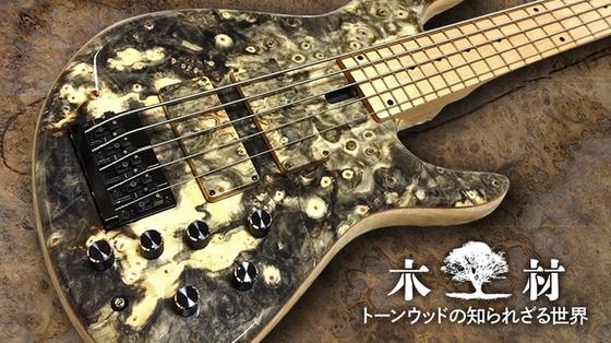 スペシャルカスタマイズ by Y.O.Sギター工房。