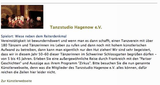 Quelle: www.Schweriner-Schloßgartennacht.de