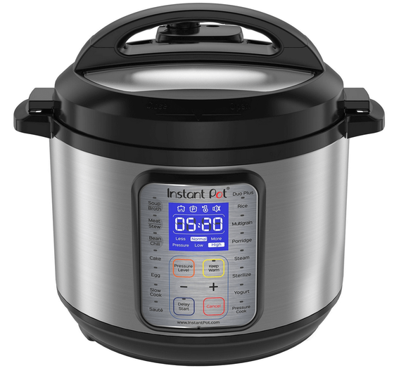 The ultimate Instant Pot recipe roundup will help you make meals in no time! Cut down on cooking time in the kitchen with the latest in must-have kitchen tools & fast & easy recipes #instantpot #reciperoundup #kitchengadgets #quickandeasyrecipes #giveaway