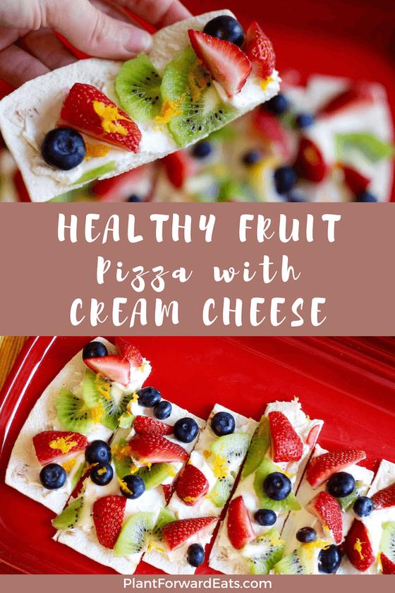 Flatout Fruit Pizza