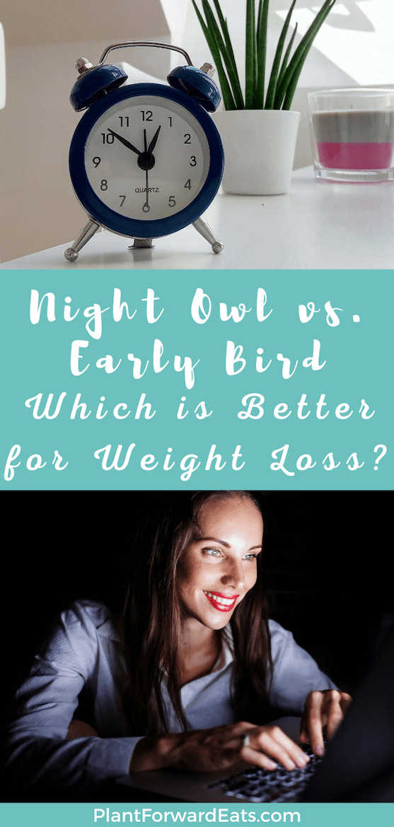 Need some weight loss motivation? Find out if being a night owl helps or hurts your weight.