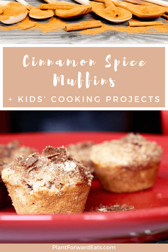 Searching for the best morning muffins for breakfast or little muffins for brunch? Try this healthy and easy cinnamon spice muffins recipe made with Greek yogurt and whole-wheat flour! #healthyrecipe #muffin #breakfastideas #brunchfood #cinnamonspice