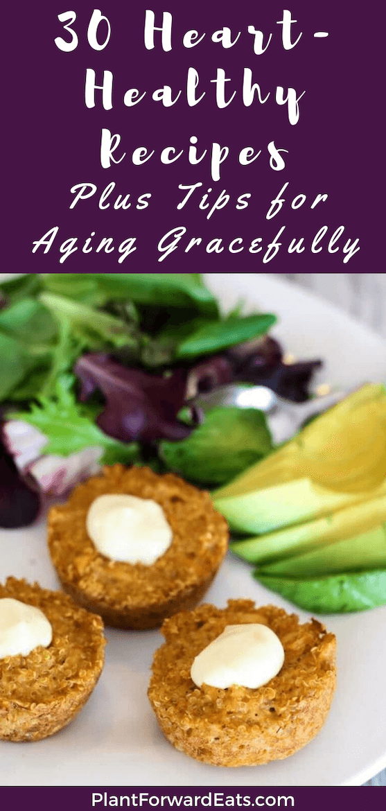 Here are the top tips for celebrating Healthy Aging Month and 30 heart-healthy recipes that will help you feel and look younger longer! Eating healthy may be your fountain of youth! #sponsored @AlwaysOmega3s #amyseatlist #omega3s #fattyfish #agegracefully