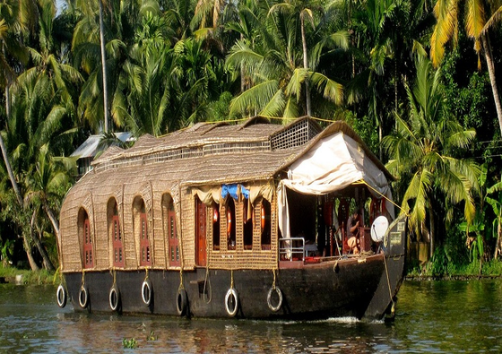 yoga, méditation, ayurveda, Kérala, Inde, backwaters