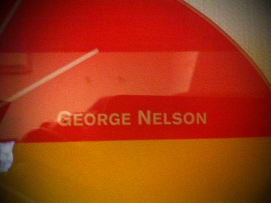 ネルソンクロックです。が~~~~出回ってる版権が切れたコピー商品とは違うよん♪ てかこのタイプ初めて見る方も多いんじゃないかな?