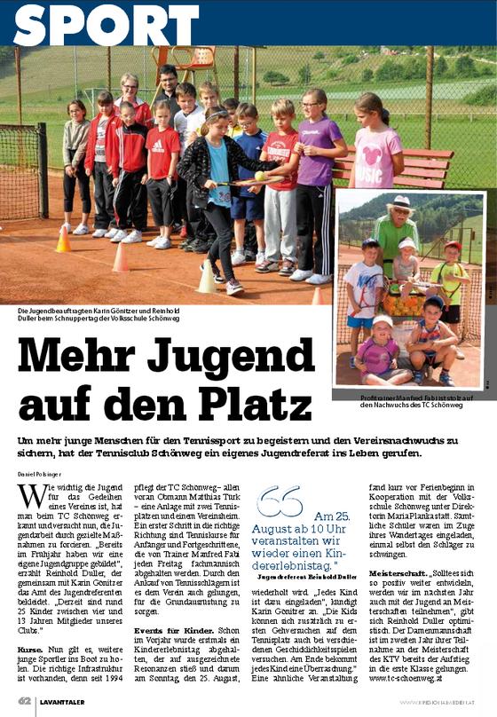 Quelle: Die Kärntner Regionalmedien - Der Lavanttaler