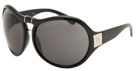 Occhiali da sole donna Dolce & Gabbana Modello: 8048 Colore: 501/87 nero. Colore lenti: grigio. Calibro 66-15. Forma: squadrato. Materiale: plastica. Protezione UV 100%