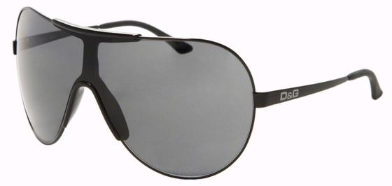 Occhiali da sole uomo Dolce & Gabbana Modello: 6032 Colore: 01/87 nero. Colore lenti: grigio. Calibro 1-30. Forma: pilot. Materiale: metallo. Protezione UV 100%