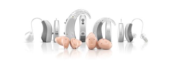 Hinter-dem-Ohr und Im-Ohr Hörgeräte von Widex