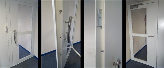 bloc-porte anti-intrusion CR3