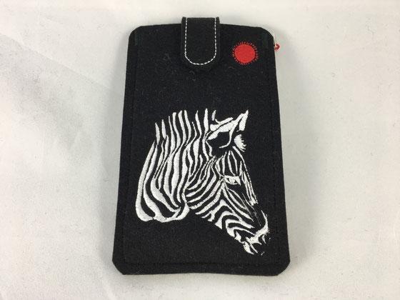 Handytasche Zebra