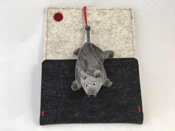 Tablet-Hülle Maus