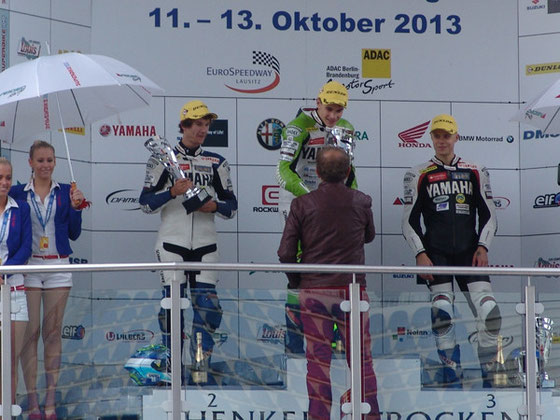 Superbike-IDM, Lausitzring, Toni Riedel, Ergebnisse