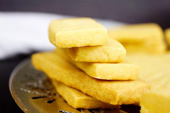 Shortbread - so buttrig, so knusprig, mit einem Hauch Salz
