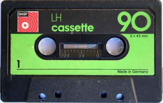 6. Kassette