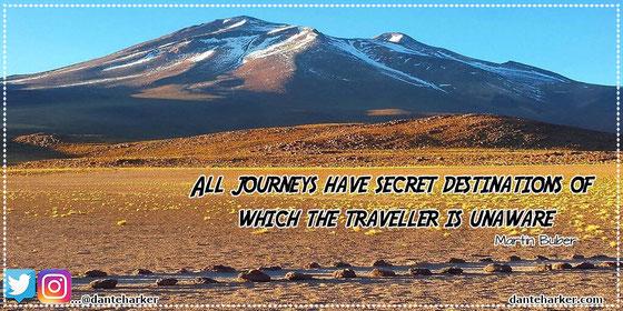 Travel quotes Dante Harker