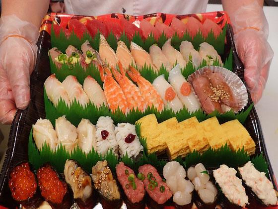 江東区 デリバリー 寿司
