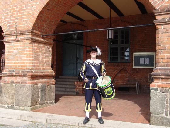 Der Trommler von Gadebusch