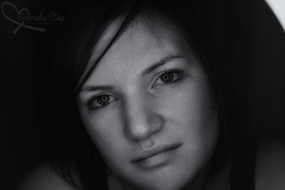 Self portrait, Selbstportrait, Challenge 2016