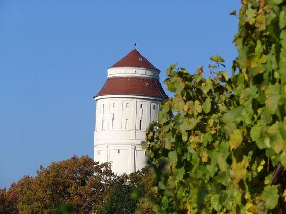 Wasserturm in Radebeul