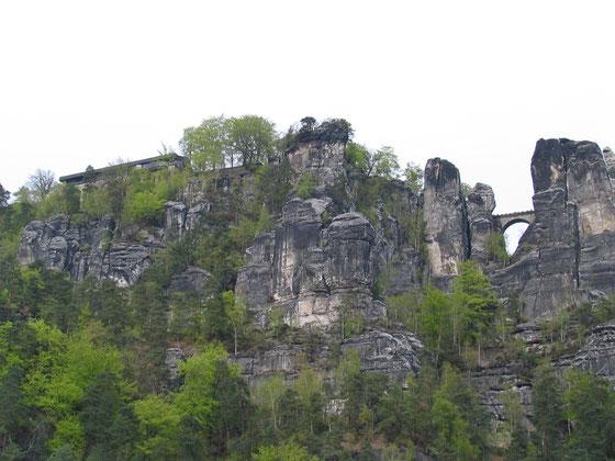 Bastei vom Rauenstein