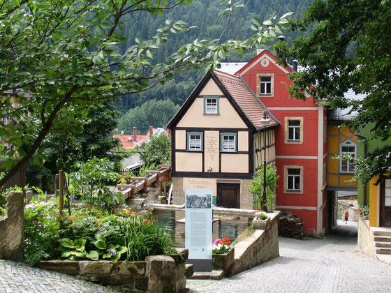Schmilkische Mühle