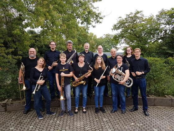 Das MBO 2019 bei einem Auftritt in St. Albert, Pfingstweide (Bildrechte: MBO)