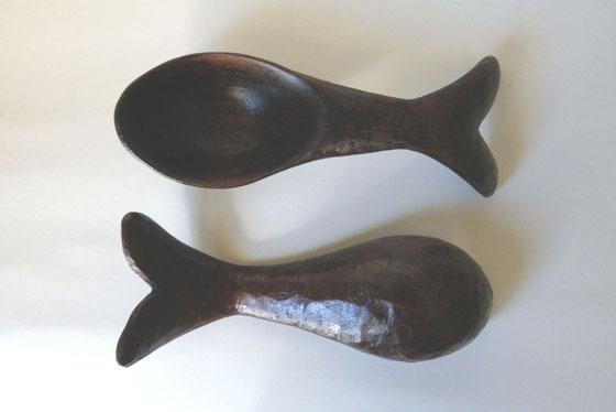 Fish Spoon 140-deep