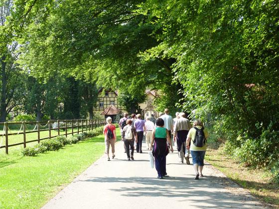 Wandern © Touristik Preußisch Oldendorf
