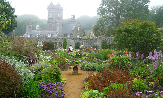La Seigneurie Gardens, Sark