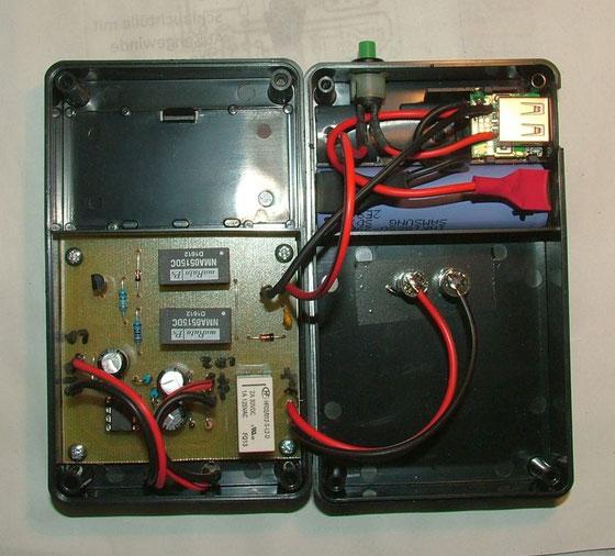 KoSi Gen 7-III fertig mit eingebauter Powerbank