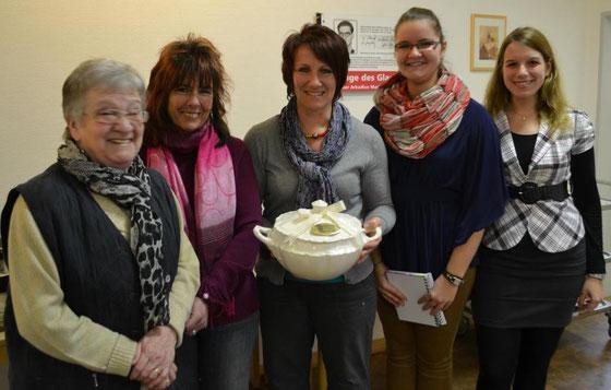 Suppenwettbewerb 2012 - die Gewinner