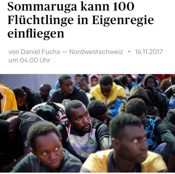 Aargauerzeitung vom 16.11.2017