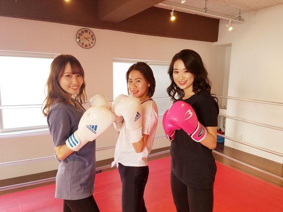 大阪 ボクシングジム パーソナルトレーニング スポーツジム 心斎橋 キックボクシング