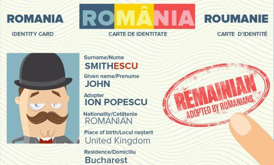Romanians for Remainians