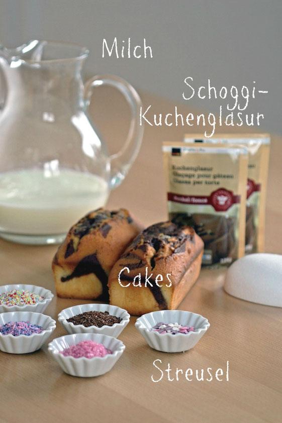 Cakepops, kinderleichtes Rezept