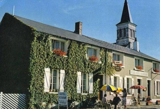 """L'hôtel-restaurant """"Le Relais"""""""