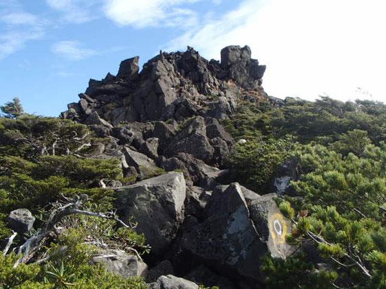 三ツ岳 登山 ガイド
