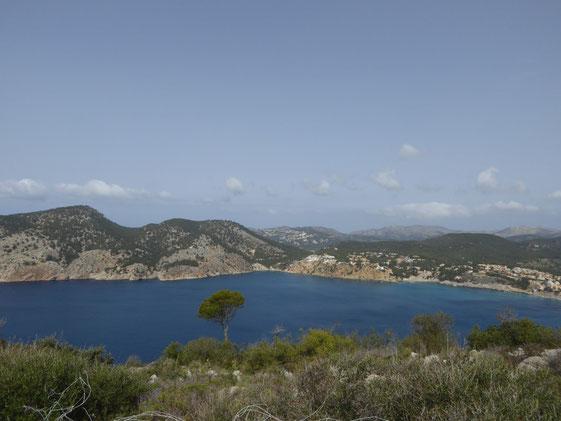 wandeling Mallorca Peguera