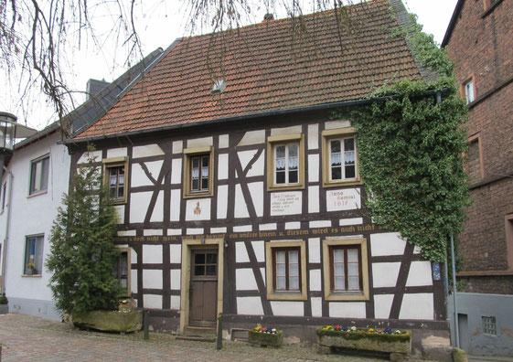 Altstadtrundgang Otterberg, Haus Gelecki