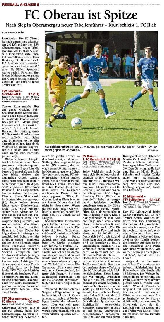 GaPa Tagblatt 20.08.2012