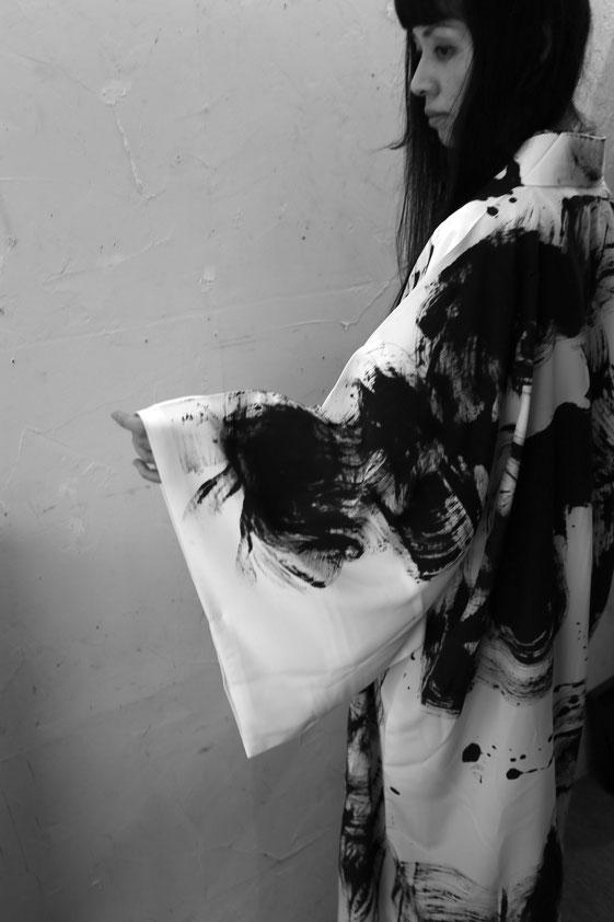 UGETSU KIMONO         Model;aran