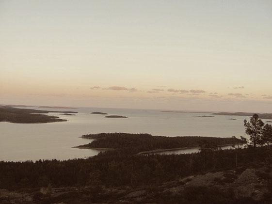 Schären der Hohen Küste in Schweden #ItsGreatOutThere