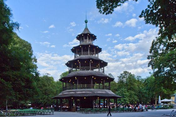 德國無故也有中式塔樓?是的,不過這裡沒有中餐吃(圖:Sven Teschke, WikiCommons)