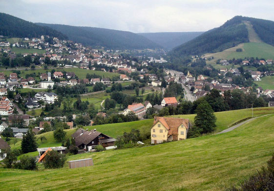Baiersbronn,一個極不起眼的德國小鎮 (圖:A. Lehr, WikiCommons)