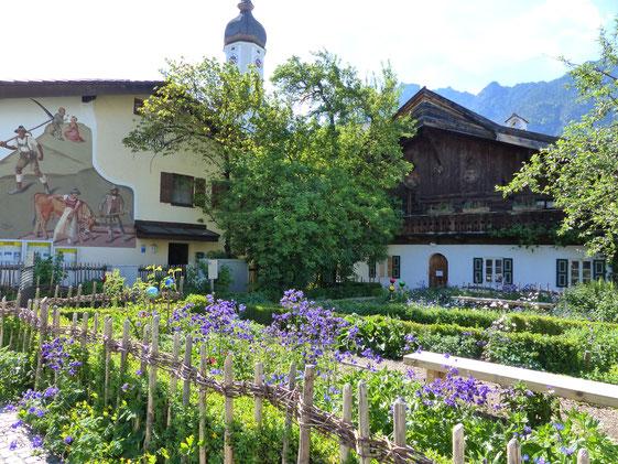 Altstadt Gapa ( Garmisch-Partenkirchen )