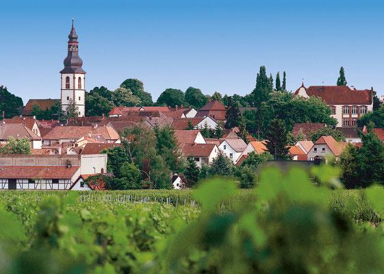 Kirchheim an der Weinstrasse