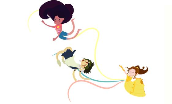 Aradia Coop: Aradia y la animación infantil y juvenil