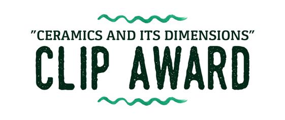 """""""Ceramics and its Dimensions"""" Clip Award 2018"""
